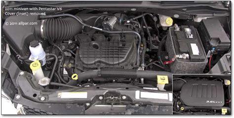2012 dodge caravan ticking in engine autos post