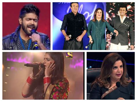 India Idol indian idol 7 contestants impress the judges with