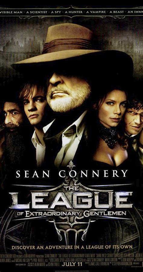 league of extraordinary gentleman 086166163x the league of extraordinary gentlemen 2003 imdb