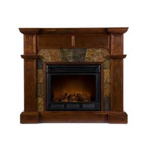 home depot fireplaces southern enterprises cartwright 46 in convertible