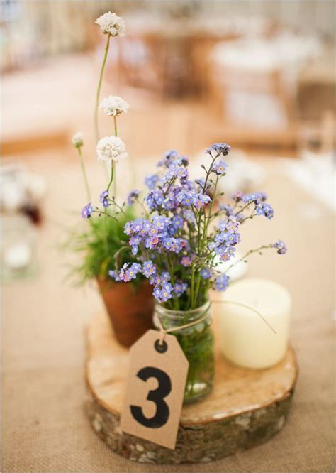 Top 14 Easy Wood Log Centerpiece Designs ? Unique Wedding