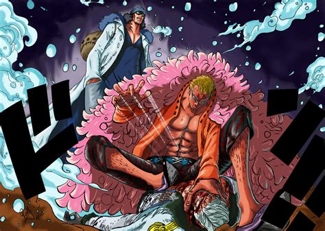 piece doflamingo wallpaper wallpapersafari