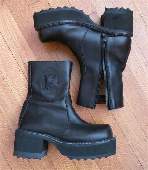 Cece Boot fluevog shoes fluemarket fluemarket f boot platform