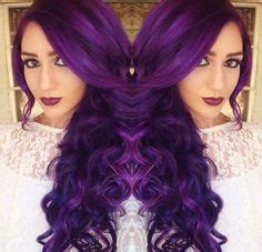 Hair Closet Coupon Code by Purple Ombre Wig Volume Curly Hair With By