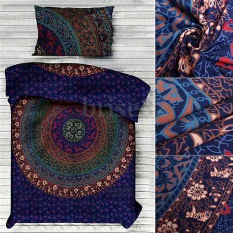Hippie Bedding Sets 1000 Ideas About Hippie Bedding On Pinterest Hippie Home Decor Faux Headboard And Hanging