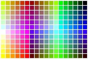 websafe colors netscape s 216 colors part 3