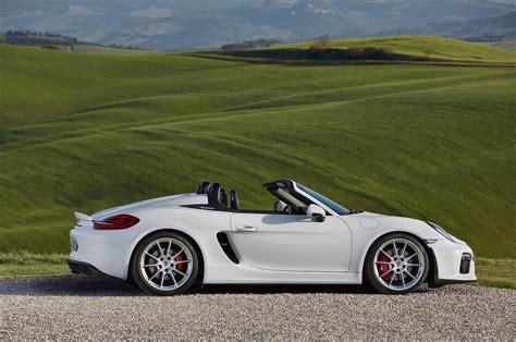 Porsche Spyder Convertible by 2016 Porsche Boxster Reviews And Rating Motor Trend