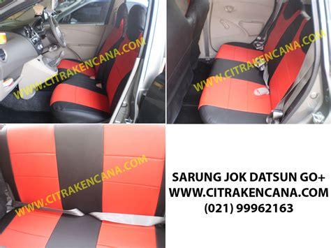 Sarung Jok Mobil Datsun Go All Type jual sarung jok datsun go plus 2014 citra kencana