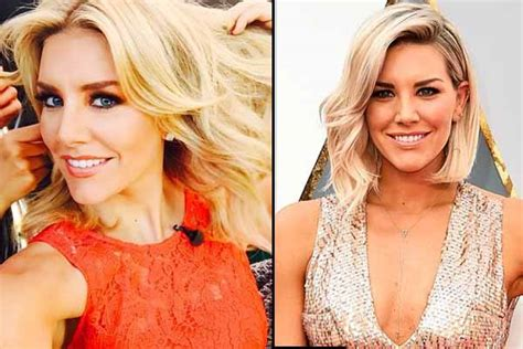 charissa thompson brunette best sports reporters