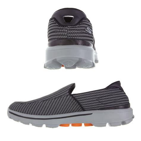 skechers go walk 3 mens walking shoes ss16 sweatband
