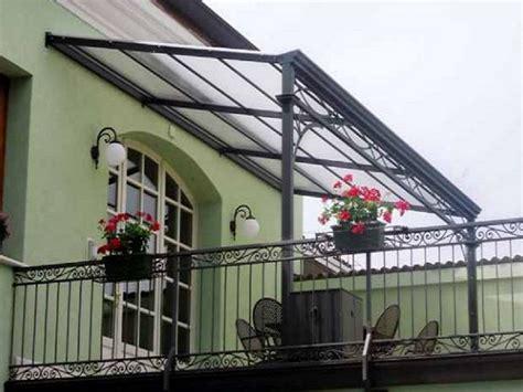 copertura trasparente per terrazzi coperture in policarbonato tettoie in policarbonato per