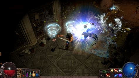 path of exile the new scion class and end of act 3