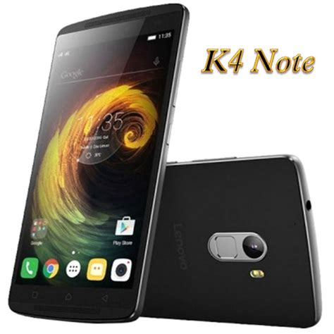 Lenovo K4 Note Pulsa lenovo k4 note k51c78 android5 1 4g phone w 2gb ram 16gb rom black free shipping dealextreme