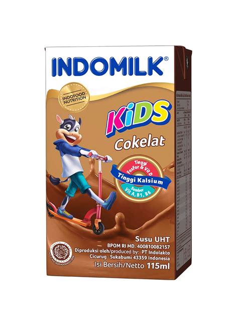 Uht Cokelat indomilk cair uht cokelat tpk 115ml klikindomaret