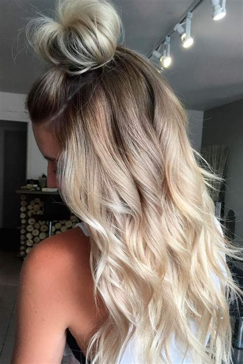 pictures of blondes who ombred their hair to have dark roots the 25 best ideas about ombre hair on pinterest ombre