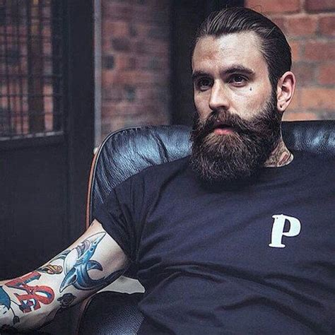cool haircuts and beards 22 cool beards and hairstyles for men thick beard ricki