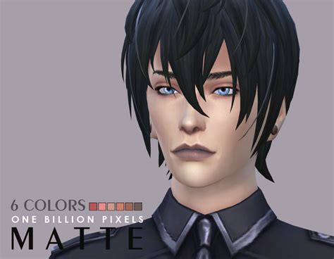 sims 2 male emo hair matte lipstick for males one billion pixels