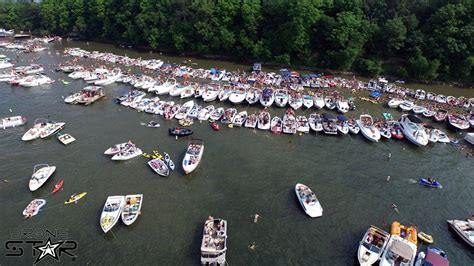 lake of the ozarks boat party 10 best party coves in america boats