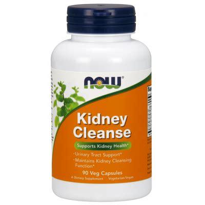 Detox Na Nerki by Nowfoods Kidney Cleanse Kidney Cleanse Wspomaga Pracę