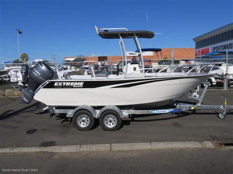 boats for sale western australia wa new extreme 545 centre console trailer boats boats