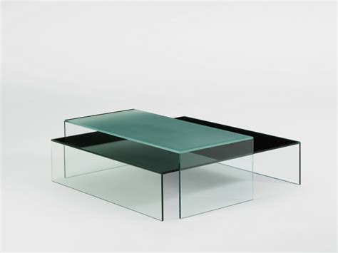 Pool Table Coffee Table Low Rectangular Glass Coffee Table Pool Collection By Bensen