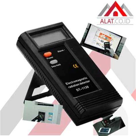 Alat Tes Listrik electromagnetic radiation tester amtast dt 1130