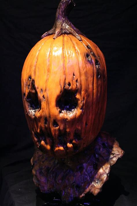 how to make a pumpkin mask for the great pumpkin corpse mask revenantfx