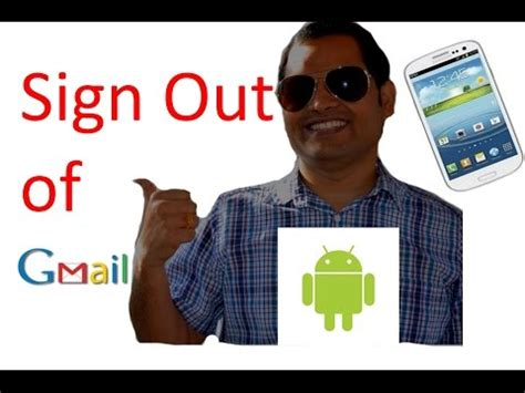 sign out of gmail on android how to delete email accounts for android funnydog tv