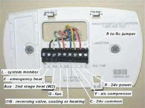 best honeywell heat thermostat wiring diagram