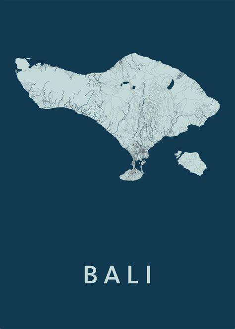 Balie Navy bali navy map