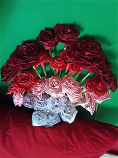 cara membuat bunga menggunakan kertas a4 diy bunga ros riben tips cara membuat s html autos weblog