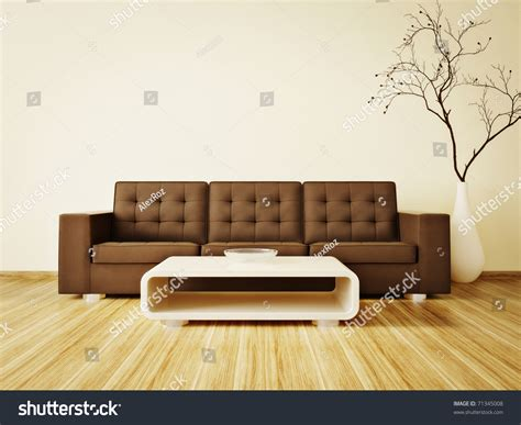 nice couches modern interior room nice furniture inside stock
