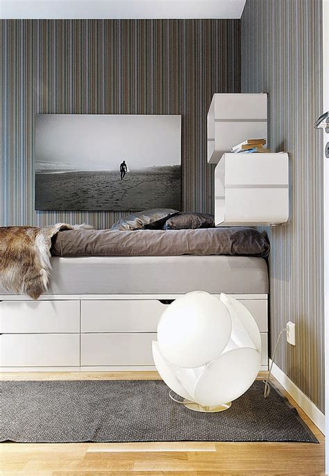 ikea bed hack 53 insanely clever bedroom storage hacks and solutions