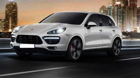 2017 Porsche Cayenne Turbo Gts Redesign Exterior And