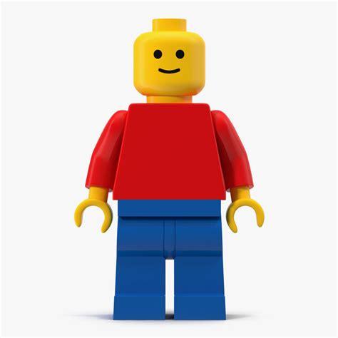 Lego Legao Model 81105 Classic 3d model of classic lego
