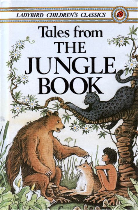 ladybird classics the jungle the jungle book ladybird book childrens classics first edition gloss hardback 1988