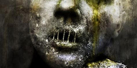 tutorial photoshop horror 40 spine chilling horror photoshop effects