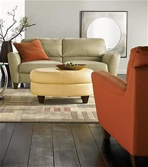 Almafi Leather Sofa by Fresh Color Scheme Livingroom Colors