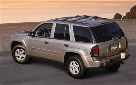 how to learn about cars 2003 chevrolet trailblazer parking system used 2006 chevrolet trailblazer for sale pricing features edmunds