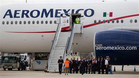 paris bound aeromexico plane diverts  ireland due