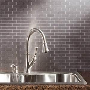 amazing stainless kitchen backsplash ideas and chrome