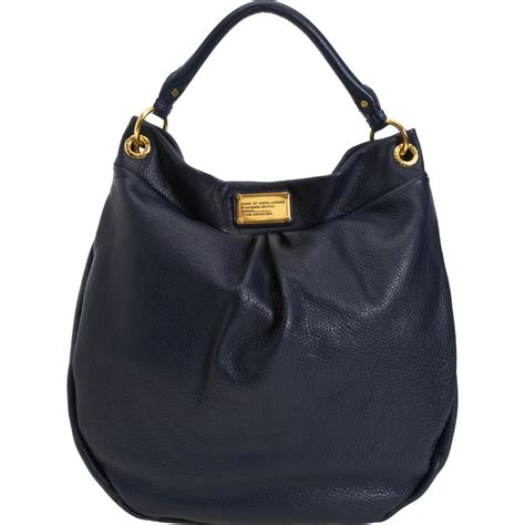 Marc By Marc Miss Marc Hobo by Marc By Marc Classic Q Hillier Leather Hobo In