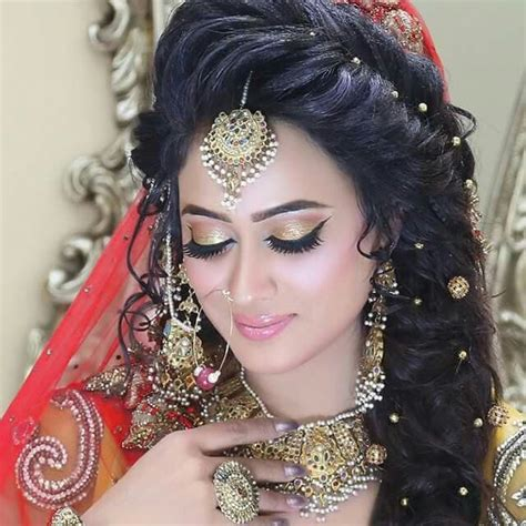 Wedding Hairstyles For Hair Dailymotion by Bridal Hairstyles Dailymotion Indian Bridal Hairstyles