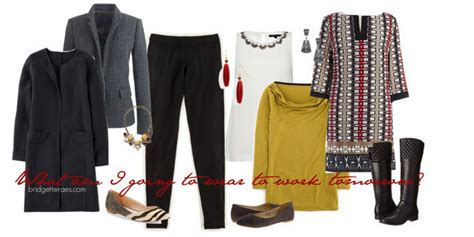 what to wear to a work 2014 how to wear to work bridgette raes style expert