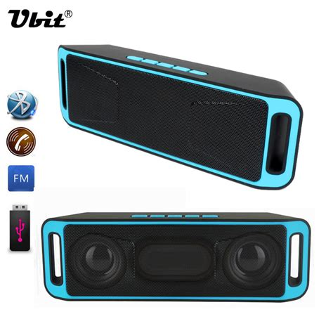 G U Bluetooth Speaker Bluetooth Portable Speaker aliexpress buy ubit portable wireless speaker bluetooth 4 0 stereo subwoofer tf usb fm