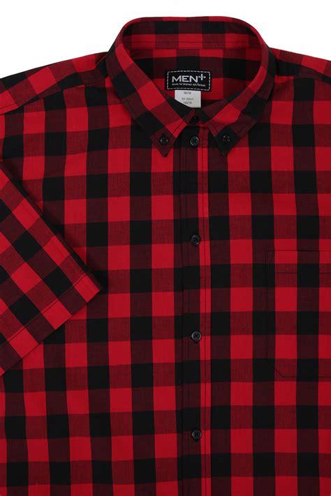 Sleeve Check Shirt and black sleeve check shirt large s m l