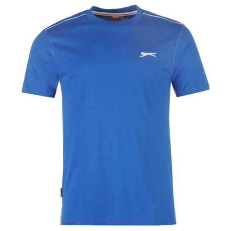 shirts for slazenger slazenger plain t shirt mens mens t shirts