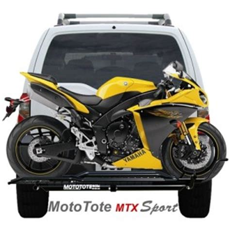 MotoTote MTX Sport Motorcycle Carrier  Motorcycle Trailer