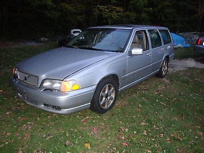 how cars run 1999 volvo v70 parking system 1999 volvo v70 wagon cars for sale