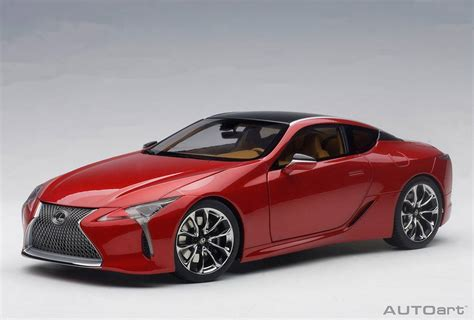 lexus lc500 autoart s 1 18 lexus lc500 scheduled to released in third